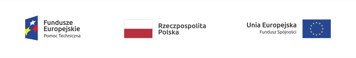 Fundusze Europejskie - Pomoc Techniczna, Rzeczpospolita Polska, Unia Europejska - Fundusz Spójności