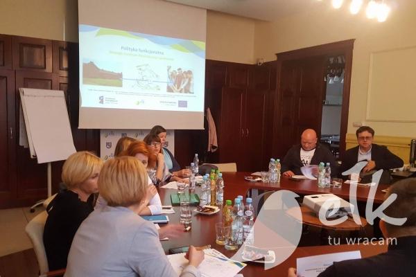 Model funkcjonowania Ełckiego Centrum Rewitalizacji Społecznej