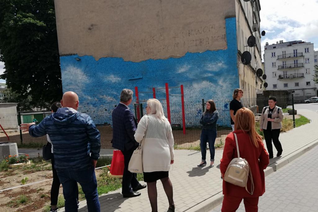 Wizyta studyjna przedstawicieli mołdawskiej administracji