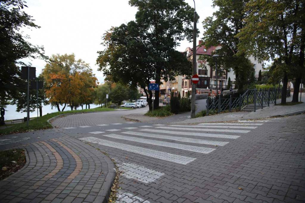 Jednokierunkowa ulica Pułaskiego już na stałe